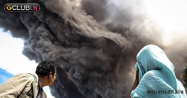 วิธีรับมือจากภัยพิบัติ ภูเขาไฟระเบิด