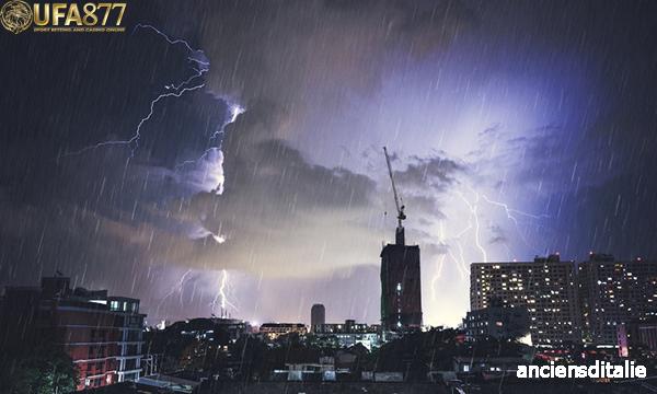 วิธีเตรียมตัวรับพายุไซโคลน